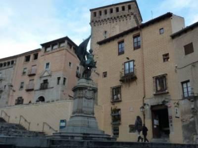 Destilería DYC y Ciudad de Segovia;mochilas treking;asociacion singles madrid